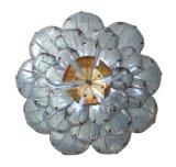 직류 전기를 통한 금속 꽃 벽 커튼 장식