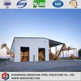 Venta caliente Diseño Modular prefabricados estructurales de acero de larga vida taller