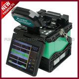 Kabel bewegliche der Faser-200X Bild-Vergrößerungs-Optikschmelzverfahrens-der Filmklebepresse-OTDR
