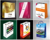 Impression en gros bon marché de sac de papier de cadeau de sac de papier