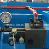 автомат для резки качания металла плиты 8mm 4000mm гидровлический