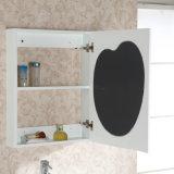 De aan de muur bevestigde Moderne Ijdelheid van de Badkamers van de Stijl met het Kabinet van de Spiegel