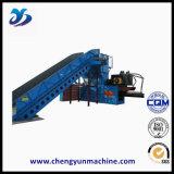 De hydraulische Verticale Pers die van het Papierafval en Machine drukt vastbindt