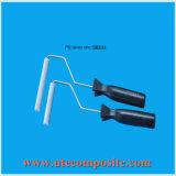Rodillo de diámetro del rodillo de plástico reforzado con fibra de PTFE