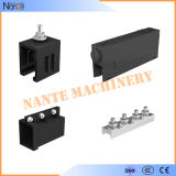 Aluminium Nsp-H32/kupferne Verbindung für Unipole Isolierleiter-Schiene