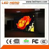 Indicador de diodo emissor de luz de alumínio de fundição P4.81mm do arrendamento interno do Conduzir-Herói