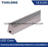 El ángulo ajustable 24W impermeabiliza la iluminación ajustable ligera RGB Uplights de tierra de la fachada del LED Inground