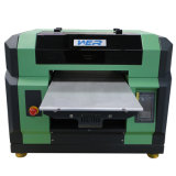 Impressora UV do diodo emissor de luz do preço mais barato A3 E2000 para a pena, o cartão do USB e o cartão do PVC
