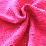 Nueva tela de algodón Jacquard de fibra de algodón de moda suave tela cómoda de Jacquard