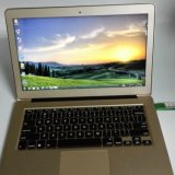 Mini Laptop con Intel Core i3 5005U (golden y fanless)