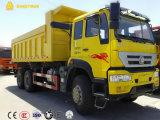 Sinotruk HOWO 6X4 25toneladas Dumper Truck