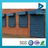 Rolo janela rolamento porta do obturador para Garage Perfil de alumínio