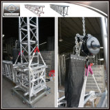 Heavy Duty alumínio alumínio levantando Tower Truss com motor elétrico