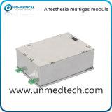 De Module van Multigas van de nieuw-anesthesie voor Geduldige Controle