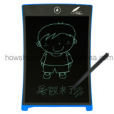 Almofada de escrita eletrônica do LCD de 8.5 polegadas para a escola e o escritório