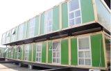 휴대용 집 모듈 판매를 위한 호화스러운 콘테이너 호텔 상점