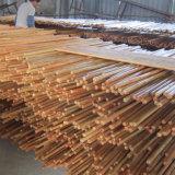 Веника ручки инструмента чистки ручка деревянного деревянная