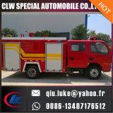 Camion de lutte de l'eau 4*2 et contre l'incendie de mousse