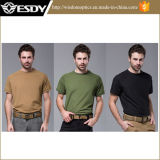 3couleurs Quick-Drying Esdy respirante Camping Randonnée T-Shirts de combat tactique Hot