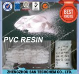 Resina Sg7 del PVC del cloruro di polivinile di prezzi di fornitore