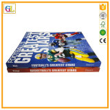 Preiswerter Papiereinbander bunter Koch-Buch-Druckservice