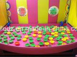 Cabine dos jogos do carnaval do divertimento da tração para a venda