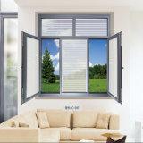 Aluminiumrahmen-Fenster-Luftschlitz innerhalb des dekorativen Fenster-Filmes Lowes