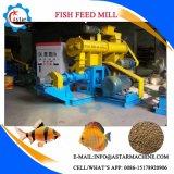 デイスの泥のコイのマンダリンの魚粉機械