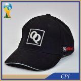 La vente chaude conçoivent en fonction du client pour posséder la casquette de baseball brodée par logo
