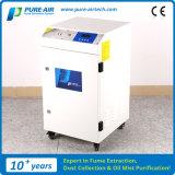 レーザーの切断または彫版またはマーキングの金属および非金属(PA-500FS-IQ)のためのレーザーの集じん器