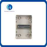 IP66透過プラスチックは電力配分ボックス配電箱機構をタイプする