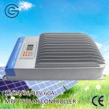 Regelgever/Controlemechanisme van de Last van MPPT 12V/24V/36V/48V 60A China het de Zonne