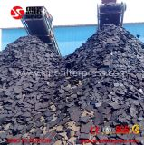 Presse enfoncée automatique hydraulique de filtre à plaque de pp pour le charbon propre
