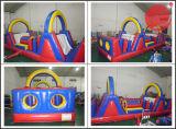 2018 забавных надувные препятствием на пути проблемы детской игрушкой для детей игры (T8-101)