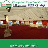 Grande tente extérieure de noce de tapis de parasol de PVC