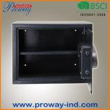 Elektronisches Digital-Safe mit LCD-Bildschirmanzeige für Ausgangs-und Büro-Gebrauch, natürliche Größen von kleinem zu großem
