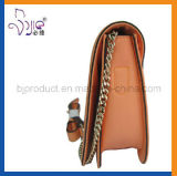 Sac à bandoulière en orange Sac à main Lady Bag Sac à main en métal
