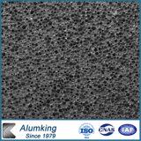 Espuma de aluminio para el revestimiento y la decoración