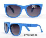Óculos de sol dos miúdos em venda quente Finished da borracha e elegante coloridos