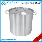 03の様式のステンレス鋼の熱伝導の影響の結合サンドイッチタイプコンバインの最下の調理の鍋