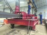 200*200 H máquina de dobragem Hidráulica do feixe