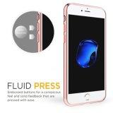 Voltar móvel TPU para iPhone 7 Plus