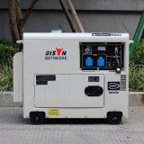 비손 (중국) BS6500dse 5kw 5kVA 디젤 엔진 발전기 Electirc 시작 인도에 있는 최고 침묵하는 휴대용 공냉식 디젤 엔진 발전기 가격