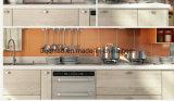 Gabinete de cozinha inacabado