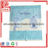 La bolsa de plástico posterior del sello para el empaquetado disponible de la taza
