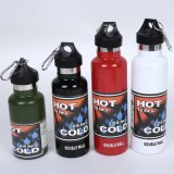 bottiglia dell'acciaio inossidabile 350ml, bottiglia di acqua di sport con l'anello di barretta (SH-ST05)