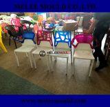 Molde de cadeira de injeção de plástico para o exterior (MELEE MOLDE -1)