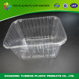 Freies Nahrungsmittelplastiktellersegment