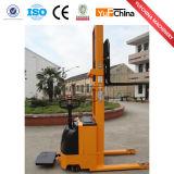 Forklift de empilhamento elétrico da venda quente