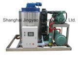 Máquina de gelo comercial do floco para a pesca e o processamento dos peixes